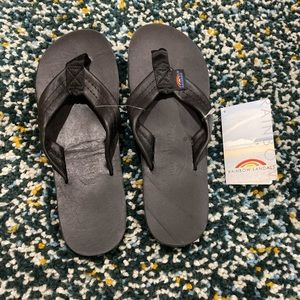 Brand new women's rainbow sandals